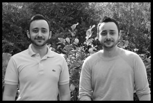 Olivier et Cédric Litou, les fondateurs de La Caravelle